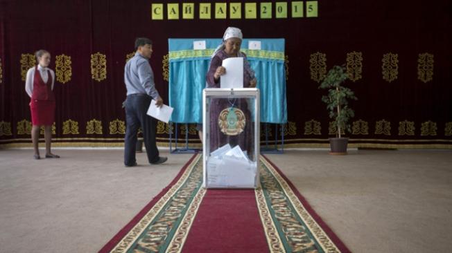 Kazakh elections