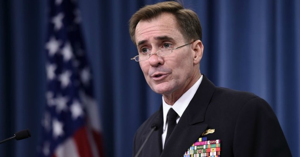 """The United States and many members of the international community have stepped up to aid the Syrian people during their time of need,"" wrote State Department Spokesperson John Kirby. (Photo: Susan Walsh/AP)"