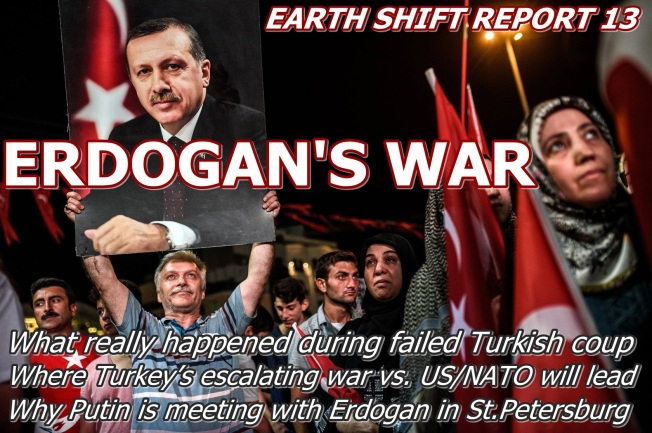 ESR13 Erdogan's War