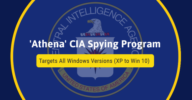 cia-Athena-windows-hacking-tool