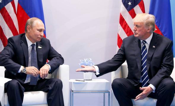 G20 Hamburg Putin Trump 1