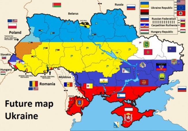 future map of ukraine