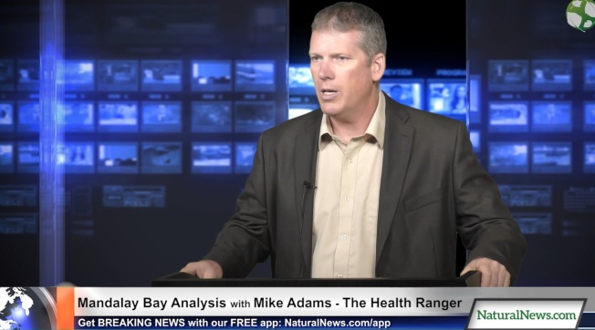 Image: VIDEO: Health Ranger demands FBI stop lying to America about the Las Vegas shooting