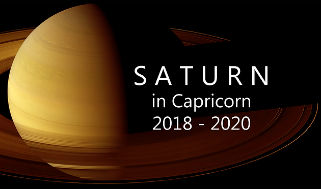 saturn in capricorn