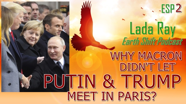 ESP2 WHY MACRON DIDN'T LET PUTIN & TRUMP MEET AT WWI END CENTENNIAL IN PARIS