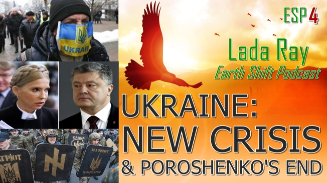 ESP4 UKRAINE NEW CRISIS & POROSHENKO'S END