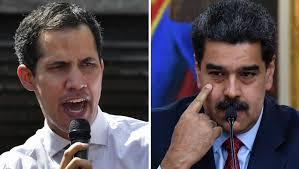 Guaido vs Maduro