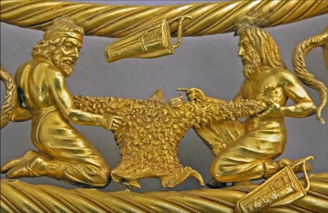 Crimean Scythian Gold