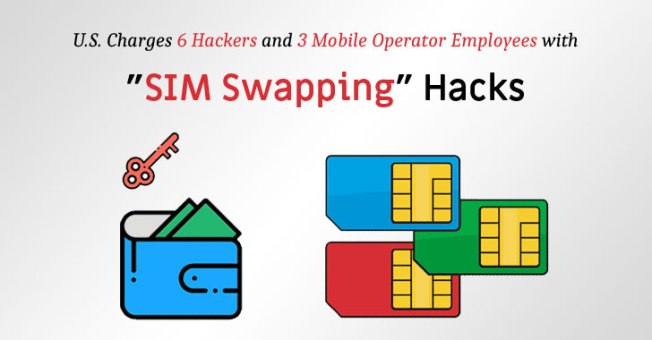 sim swapping hacking